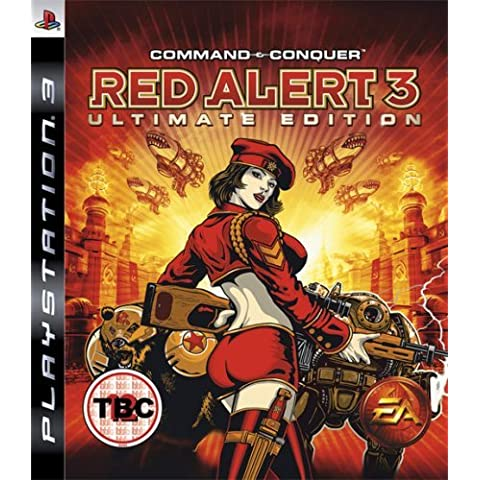Command & Conquer Red Alert 3 Ult Ed Ps3 by Electronic Arts