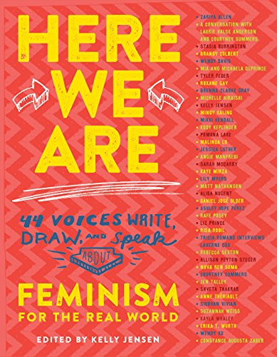 Here We Are: Feminism for the Real World (English Edition) por Kelly Jensen