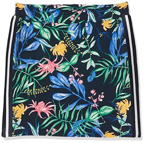 NAME IT Mädchen Rock NKFDAMLA Sweat Slim Skirt UNB, Mehrfarbig (Dark Sapphire), (Herstellergröße: 164)