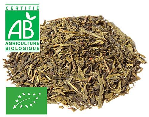 tè Verde Sencha Bio Biologico Foglie