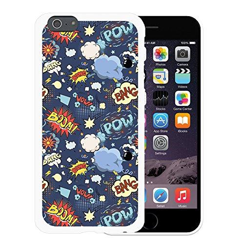 iPhone 6 Plus   6S Plus Hülle, WoowCase Handyhülle Silikon für [ iPhone 6 Plus   6S Plus ] Hawaii Big Waves Surf Rider Handytasche Handy Cover Case Schutzhülle Flexible TPU - Transparent Housse Gel iPhone 6 Plus   6S Plus Transparent D0398