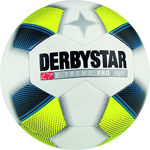 Derbystar X-Treme Pro Light, 5, weiß blau gelb, 1114500165