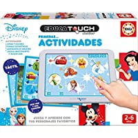 Educa Borrás Touch Disney Primeras Actividades, (17919)