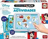 Educa-Borrás- Touch Disney Primeras Actividades, Multicolor (17919)