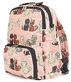 ililily Muster leichtgewichtig Folded Rucksack klein Freizeitkleidung Tag Stück