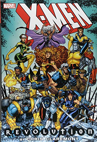 Used, X-Men: Revolution by Chris Claremont Omnibus for sale  Delivered anywhere in Ireland