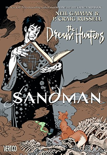 Sandman The Dream Hunters TP