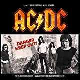 AC/DC - DANGER KEEP OUT! LIMITED EDITION RED VINYL THE CLASSIC BROADCAST - HAMMERSMITH ODEON 3RD NOVEMBER 1979  This late 1979 broadcast from London, when the band's stable line-up including Mark Evans and Phil Rudd was cemented, highlights the raw p...