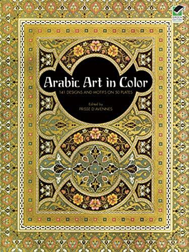 Arabic Art in Color par Prisse d'Avennes