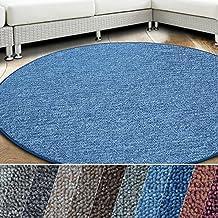 Suchergebnis Auf Amazonde Für Runde Teppiche 200cm