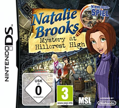 Natalie Brooks : Mystery at Hillcrest High [import allemand]
