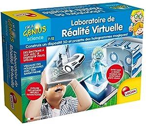 Lisciani fr59492-Juego Educativo-Laboratorio de Realidad Virtual