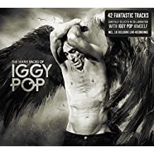 The Many Faces Of Iggy Pop   3cd