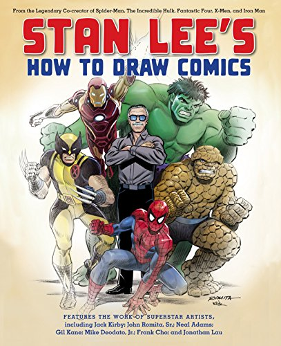 Stan Lee's How To Draw Comics por Stan Lee