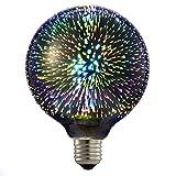 Lixada LED 3D Feuerwerk Glühbirne