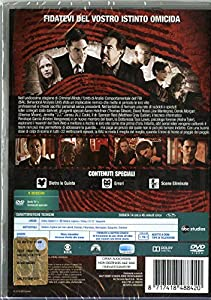 criminal minds - season 11 (5 dvd) box set DVD Italian Import