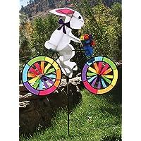 Coniglio di Pasqua di bicicletta Girandola