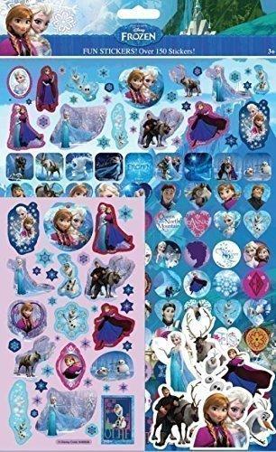 Disney Frozen Aufkleber Mega Pack von 150 (Disney Aufkleber)
