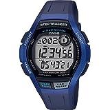 Casio Orologio Cronografo Digitale Quarzo Unisex Adulto con Cinturino in Resina WS-2000H-2AVEF