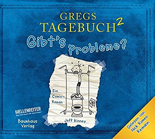 Gregs Tagebuch 2 - Gibt's Probleme? M4a Audio