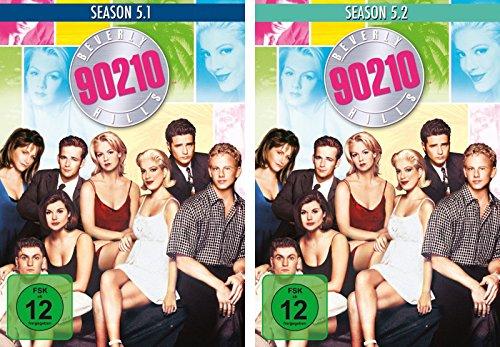 Beverly Hills 90210 - Staffel 5 (8 DVDs)