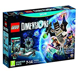 Lego Dimensions Starter Pack - Nintendo Wii U 15 spesavip