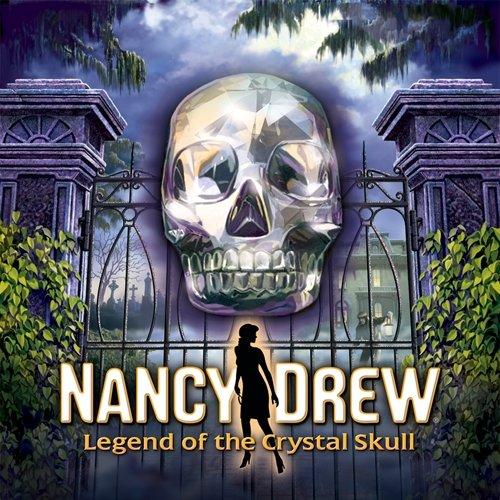 Nancy Drew Legend of the Crystal Skull