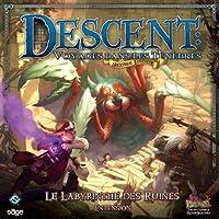 Edge - Descent Seconde Edition : Le Labyrinthe des Ruines