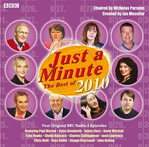 Just A Minute: The Best Of 2010 by Ian Messiter (2010-11-04)