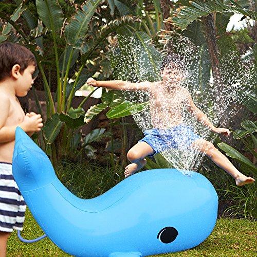 per Pelotas Hinchables de Agua Pulverización Bolas Inflables Gigantes para Piscina y Playa Juegos de Bolas para Niños Juguetes de Jardín (C)