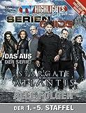 Stargate SG 1 - Stargate Atlantis: TVHighlights Extra Guide