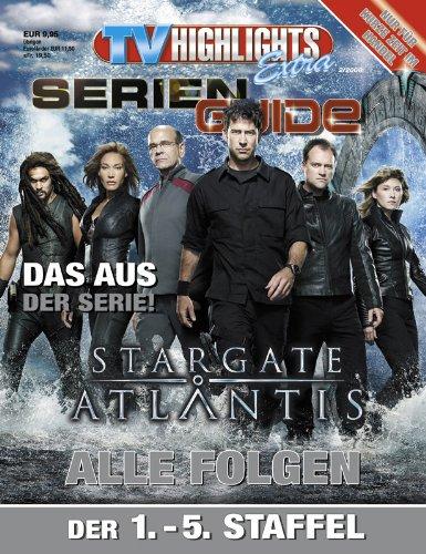 Preisvergleich Produktbild Stargate SG 1 - Stargate Atlantis: TVHighlights Extra Guide