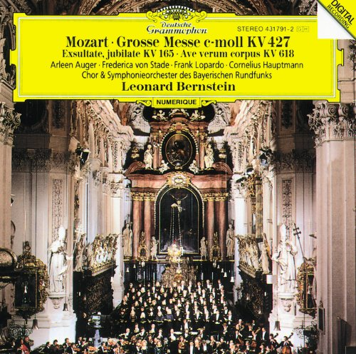 Mozart: Great Mass in C minor K.427