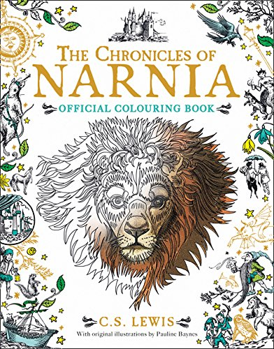 Chronicles Of Narnia Colouring Book (The Chronicles of Narnia) por Vv.Aa.