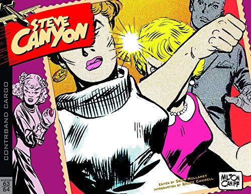 Steve Canyon Volume 9 1963-1964