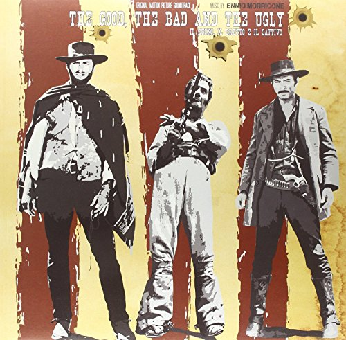 Good The Bad The Ugly / O.S.T.