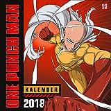 ONE PUNCH MAN - Wandkalender 2018