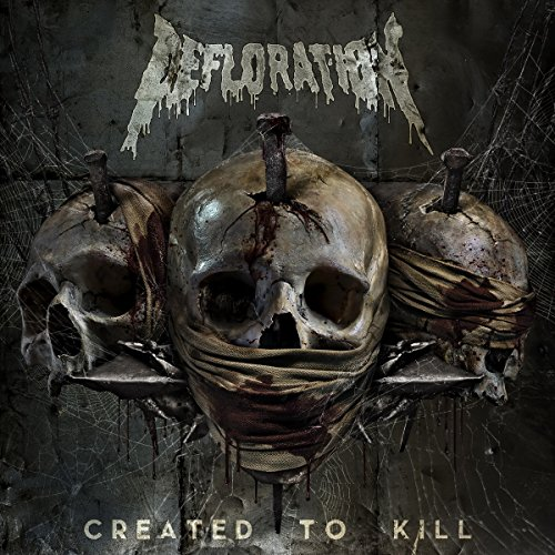 Defloration: Created to Kill (Digi CD) (Audio CD)