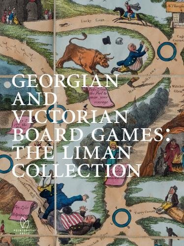 Kunst Board (Georgian and Victorian Board Games: The Liman Collection)