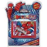 Set reloj digital billetera Spiderman Marvel