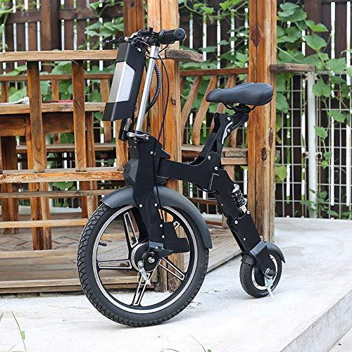 Diand Outdoor-Sportgeräte/Freizeitspielzeug Leichter faltbarer Elektroroller, 36V Lithium-Ionen-Batterie; Elektrofahrrad mit 18 Zoll Rädern und 350 W Brushless Motor, 20 km,60 km -