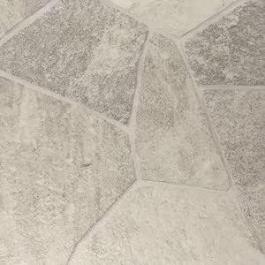 9,50 p. m/² PVC Bodenbelag Bruchstein 2,00 mm Breite: 200 cm x L/änge: 200 cm