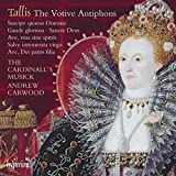 Tallis: The Votive Antiphons [The Cardinall's Musick; Andrew Carwood] [Hyperion: CDA68250]