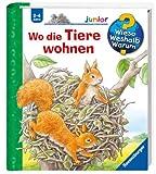 Ravensburger 02594 Wo Tiere wohnen (Bd.46)