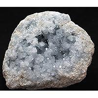 Coelestin Qualität Große 19,1cm Anzeige Kristall Geode. 4,4kg preisvergleich bei billige-tabletten.eu