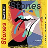 THE ROLLING STONES LIVE IN ZÜRICH 2017 No Filter Tour limited edition 2CD set in cardbox