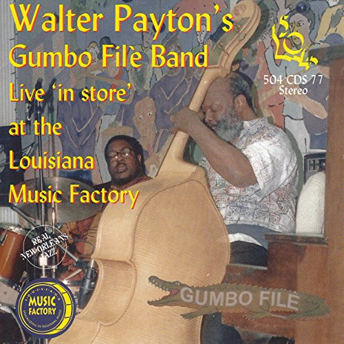 Gumbo File - Live in Store at the Louisiana Music Factory New Orleans