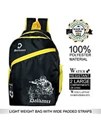 Yellow Commando Casual Bags From The House Of Dalliance