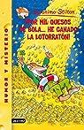 Stilton: ¡Por mil quesos de bola... he ganado la lotorratón!: Geronimo Stilton 32: 1 par Stilton