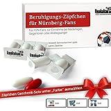 Beruhigungs-Zäpfchen® für Nürnberg-Fans   Lakritz-Zäpfchen für FCN-Fans zur Einnahme bei Niederlagen   Ingolstadt, München & Fußball-Fans Aufgepasst witzige Fanartikel & Geschenke